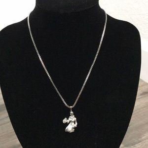 Vintage *Monet Necklace pendant